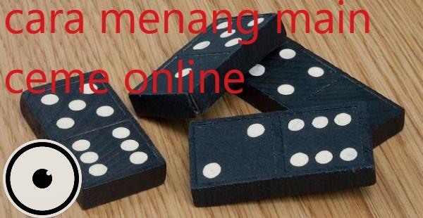 Manfaat Main Ceme Online Terpercaya