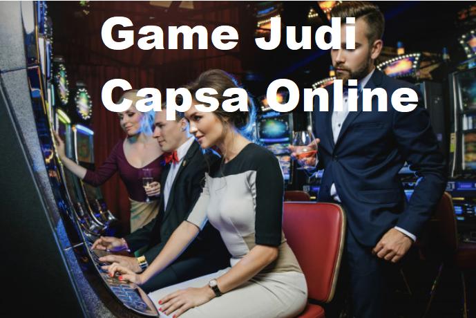 Game Judi Capsa Online